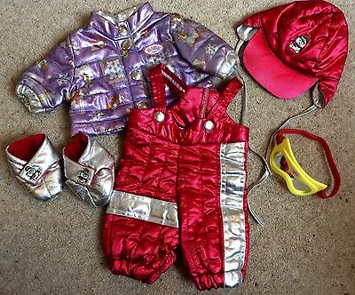 Baby Born Zapf Creations Skiing Outfit