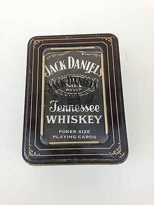Jack Daniels Poker Playing Cards
