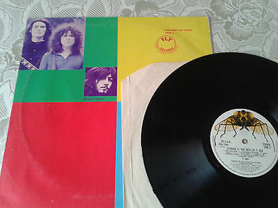 Marc Bolan and T.Rex Flyback (fly records)