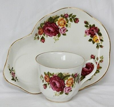 James Kent Old Foley Saucer/Plate & Cup