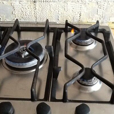 AEG  double electric oven & Gas hob