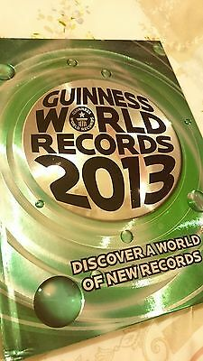 Guinness World Records 2013 book