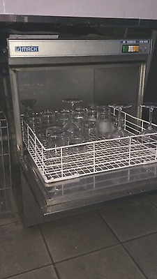 Glasswasher Mach 500mm COLLECTION ONLY (birmingham city centre)