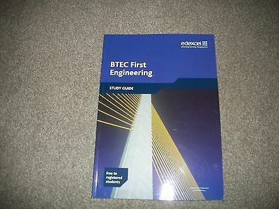 BTEC First Study Guide: Engineering by Len Freeman (Paperback, 2008)