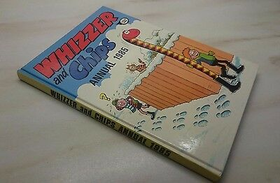 WHIZZER and CHIPS ANNUAL 1985 - PRICE  UNCLIPPED