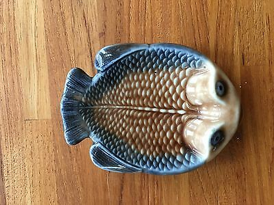 Wade Dish / Ash Tray In Shape Of A Fish