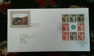 Northern  Ireland  First Day Cover 1994