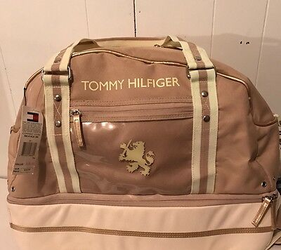 Tommy Hilfiger duffle/gym/travel  bag large...100% Authentic