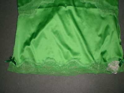 Bnwt Agent Provocateur Emerald Lace Camisole 4