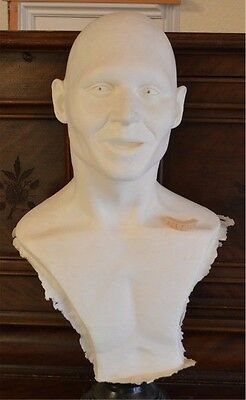 1:1 Bust - Jack Sparrow - Pirates of the Caribbean - Life Size Bust