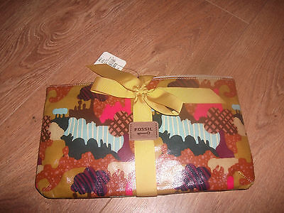 Fossil Toiletry Bag - Brand New with tags
