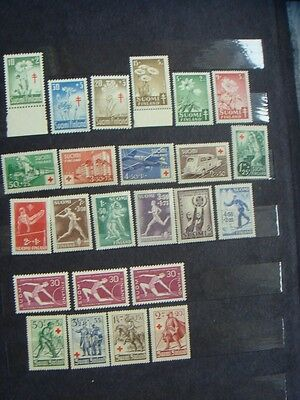 stamps  / FINLAND