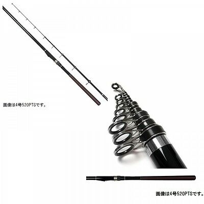 SHIMANO Rod ADVANCE ISO 4-520PTS Fishing Rod Stainless Steel Frame O-Ring Guide