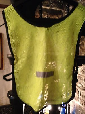 Florescent Runners Bib By Fastrax Size 34