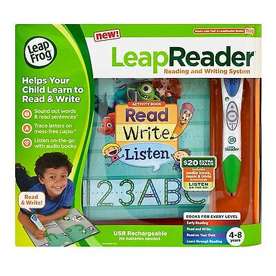 **NEW**LeapFrog LeapReader Reading and Writing System (Green)