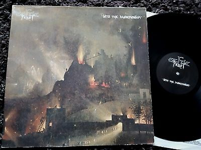 CELTIC FROST rare Original Vinyl LP INTO THE PANDEMONIUM N0065 1987 GAT VG+Metal