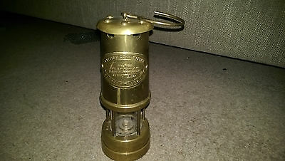 Aberaman Colliery Miners Lamp Serial No 21798 British Coal Mining Wales