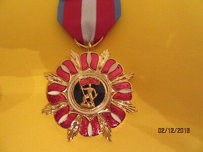 Poland - Order of Builders of People's Poland