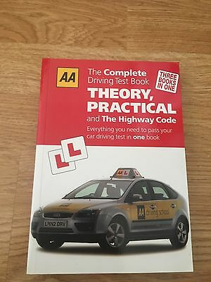 Theory Practical Driving Book