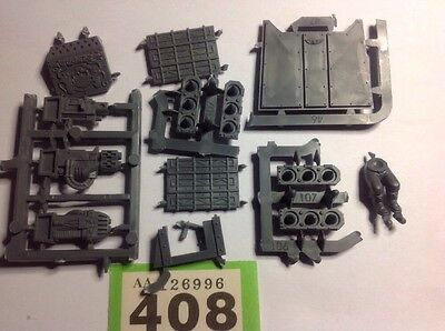 Warhammer 40k Imperial Guard/Astra Militarum Collection Bits Parts Spares #408