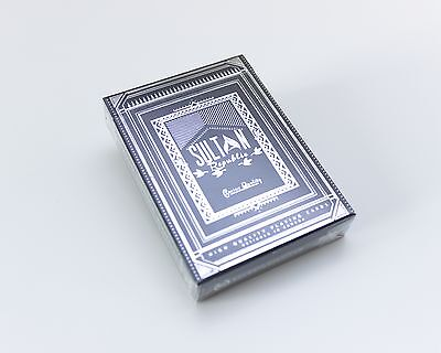 Sultan Republic Ellusionist Playing Cards - SEALED Very Rare 1st Edition