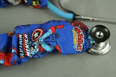 New Handmade Stethoscope Cover Sock Marvel Avengers Accessories Gift Free Ship