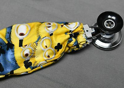 New Handmade Stethoscope Cover Sock Minions Gift Accessories Gift Free Ship