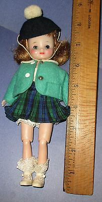 Vintage Betsy Mccall Doll in Vogue Clothing