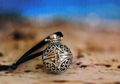 POTION LOCKET w/ Potion Pendent Ritual Oil Locket Potion ~Wicca Witchcraft Pagan