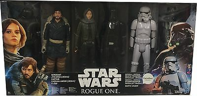Hasbro Star Wars Rogue One 6 Action Figure Pack. 30 cm. Nuevo
