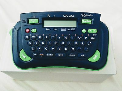 BROTHER P-TOUCH1 PT-80 Thermal Handheld Label Maker Printer + Tape