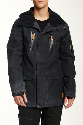 Mens Quiksilver Dreaming Jacket Size Large