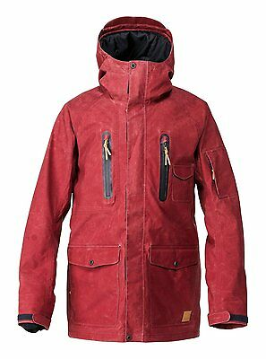 Mens Quiksilver Dreaming Jacket Size Small
