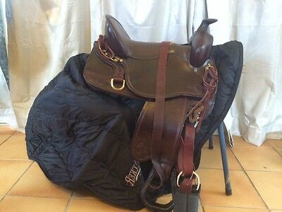 MASSIVE SALE- Tucker Horse Saddle- As NEW