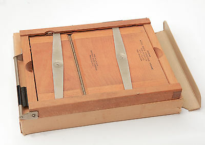 Kodak Contact Printing Frame for 4x5 - Auto-mask, with box