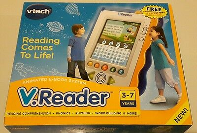 Vtech Vreader Learning Toy *New In Box*