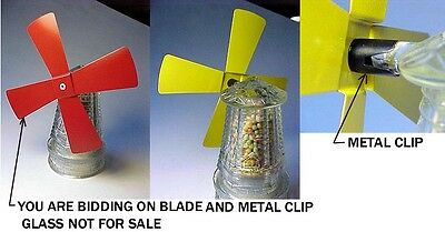 Dutch Windmill Blade For Glass Candy Container