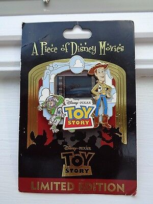 Disney Piece of Disney Movies Pin - Toy Story LE