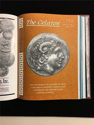The Celator - Volume 11 (1997 -12 Issues)