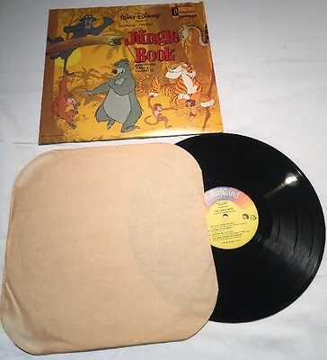 Walt Disney Songs from the Jungle Book and other jungle favorites LP