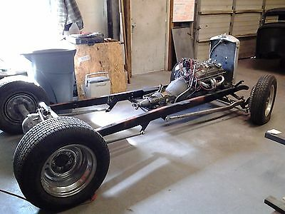 1931 Ford Model A na 31 ford Rolling Chassis