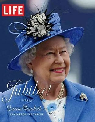 Life JUBILEE! QUEEN ELIZABETH II 60 YEARS on the THRONE HARD COVER NEW