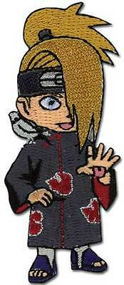"""Naruto Shippuden SD Deidara PATCH 3/"""" x 1 1//4/"""" Licensed by GE Animation 2114"""