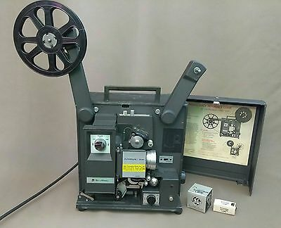 Bell & Howell FILMOSOUND 16mm Movie Projector Model # 1535