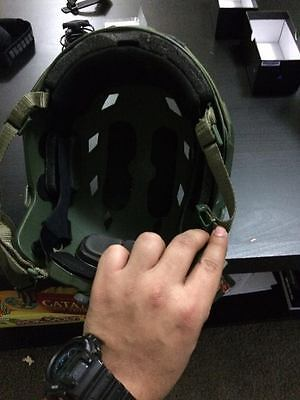 MICH2001 Simplified Action Safety Military tactical combat helmet for airsoft