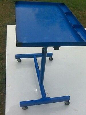 automotive mobile work table