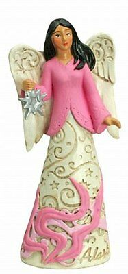 Alaskan Floral Aurora Angel Holiday Ornament