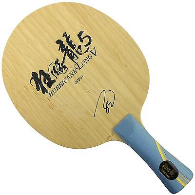 DHS Hurricane Long V Table Tennis / Ping Pong Blade Racket Shakehand  Paddle