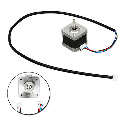 Schrittmotor Kable 700mm 4-wire for 2 phase Nema 17 CNC Reprap 3D Drucker