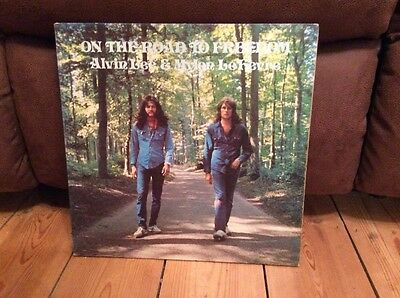 Alvin Lee And Nylon LeFevre-On The Road To Freedom Vinyl Lp